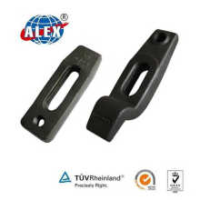 Plain Oil Surface Finishing Railroad Clamp